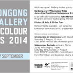 WAG Watercolour show 2014 - LR