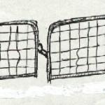 1 gate