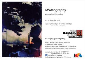 IAVAtography