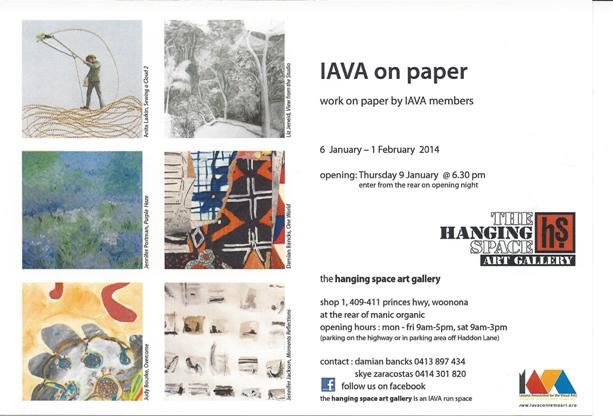 IAVA on paper invite 1.14